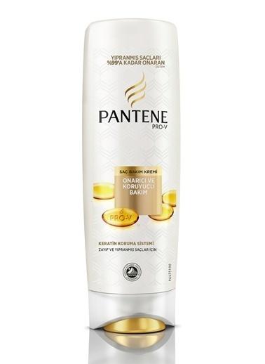 Pantene  Onarıcı &Amp; Koruyucu Saç Bakım Kremi 470 Ml Renksiz